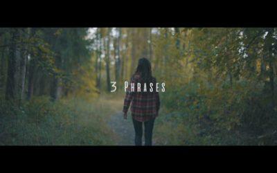 3 Phrases